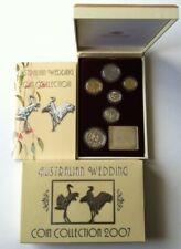 2007 Australian RAM Wedding Coin Collection Set
