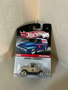 HOT WHEELS '29 Ford Pickup • Delivery Series 26/34 • Real Riders  CL16