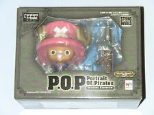 Megahouse One Piece P.O.P Tony Tony Chopper Ver.2 Strong Edition PVC Figure NEW