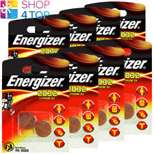 16 ENERGIZER CR2032 LITHIUM BATTERIES 3V COIN CELL DL2032 EXP 2025 NEW
