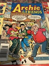 HUGE LOT of 7 Archie / Jughead Series Comic Books