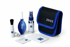 Zeiss lens Cleaning Kit with lens Brush, Dust blower, cleaning cloths, fluid