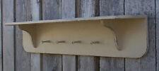 Primitive Grungy Large wall shelf cupboard Pattern/Plan WN113