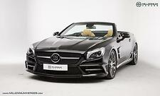 Mercedes-Benz BRABUS SL B50 // Obsidian Black // 2013