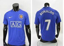 2008-09 NIKE Manchester United Third Shirt RONALDO SIZE M (adults)