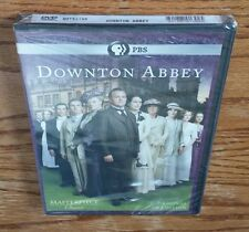 Downton Abbey: Season 1 (DVD, 2011) Original UK Edition PBS drama British NEW