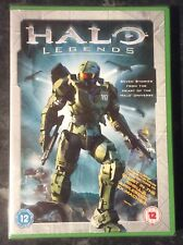 HALO LEGENDS DVD 2010 BRAND NEW & FACTORY SEALED MINT CONDITION FREE POST