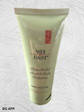 Wei East China Herbal Hand & Body Perfection 1.75 FL OZ New Sealed
