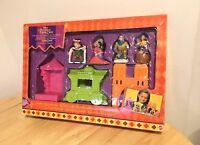 Mattel Disney Hunchback Of Notre Dame Festival Of Fools Mib Retro Vtg Toy 90s