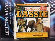 The Magic Of Lassie Soundtrack LP Album Vinyl Record SHM992 A1/B1 Film 70's