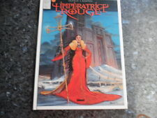 belle reedition l'imperatrice rouge  l'imperatrice rouge