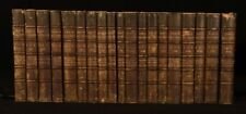 1842-49 19vol Percy Society Early English Poetry Ballads Middle Ages