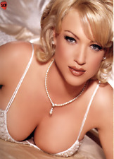 Heather Kozar Playmate B  Poster 13x19 inches