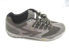 Hi-Tec Figaro green gray trail hiking mens tennis sneakers athletic shoes 9M 10M