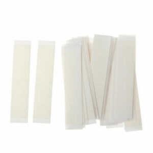 Fashion Double Sided Lingerie Invisible Tape Body Clothing Clear Bra Strip 8cm