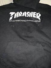 New listing Thrasher Skateboard Magazine Hoodie Sweatshirt Mens Sz Small 34/36 Cotton
