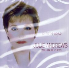 CD Nouveau/OVP-Julie Andrews with Andre previn-Joy to the world