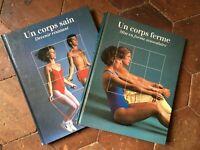 Lote 2 Vol. Buena Forma Salud Y Consejos Un Cuerpo Granja Sano Time Life 1988