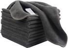 Microfibre Dishcloths Ultra Absorbent Household Cleaning Cloths Reusable Dish x