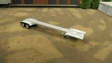 SpecCast TANDEM AXLE TRAILER CHASSIS FOR CUSTOM'S MAYBE A LOG TRAILER? 1:64/