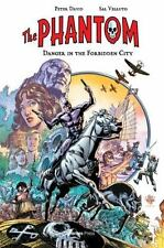 The Phantom: Danger in the Forbidden City by Peter David (2016, Paperback)