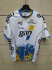 VINTAGE Maillot cycliste GAN Tour de France 1996 PENSEC jersey shirt O'GRADY 5