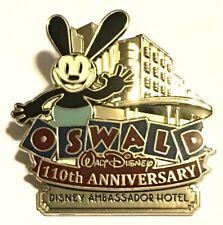 Tokyo Disney Resort - Oswald 110th Anniversary - Ambassador Hotel Guest Pin