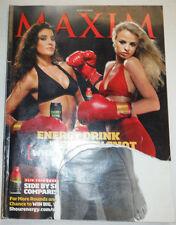Maxim Magazine Joanna Krupa Lauren Storm August 2009 010215R