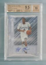 RAJON RONDO 2006/07 UD REFLECTIONS SIGNATURES RC AUTOGRAPH BGS 9.5 /10 AUTO