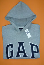GAP KIDS Boys GRAY HOODIE SWEATSHIRT Size XL 12 - NWT