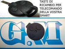 TASTO GOMMA TELECOMANDO CHIAVE SMART 451 FORTWO 2007>