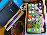 Apple iPhone Xs MAX (256gb) Verizon World-Unlocked (A1921) LCD iSSue {iOS13}91%