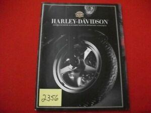 1999 HARLEY-DAVIDSON GENUINE MOTOR ACCESSORIES & MOTOR PARTS SUPPLEMENT W/ PART#
