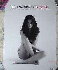 Selena Gomez Revival  2015 Taiwan Promo Poster
