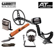 Sparset Garrett AT Pro Metalldetektor Komplettset