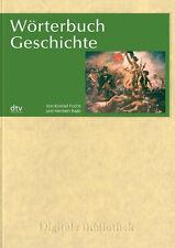Dictionary History/Historical Terms / CD Digital Library No. 71