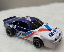 Mattel Hot Wheels #6 Valvoline Ford Taurus, Cummins Ho Slot Car Nascar