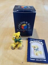 Peter Fagan Colour Box Bears - Sunshine Bear