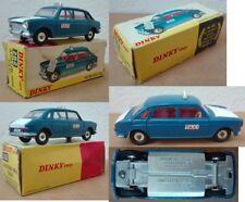 Dinky Toys 282 Austin 1800 Taxi die cast 1/43 blue white
