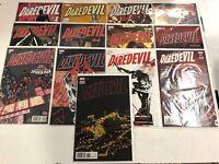 Daredevil #1 2 3 4 5 6 7 8 9 10 11 12 13 1-13 Comic Book Set Marvel 2016