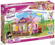 COBI jouets WINX CLUB frutti music bar WINX jouets de blocs de construction Set 400 pcs BNIB