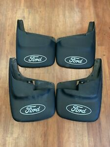 2007 2008 2009 2010 FORD F250SD F350SD MUDFLAPS SET OEM