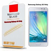 Tempered Glass Mobile Phone Screen Protector For Samsung Galaxy A3 2014