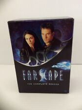 Farscape: The Complete Series DVD 2009 26-Disc Set