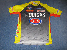 "LIQUIGAS patatine PATA wilier nalini italien Maillot de cyclisme [38""]"
