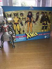 Hasbro Marvel Legends X-Men Love Triangle 4-Pack Jean Grey Cyclops Wolverine LOT