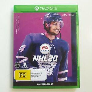 NHL 20 | Microsoft Xbox One | Ice Hockey Video Game | EA Sports | 2019 | PAL