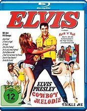 TICKLE ME (Elvis Presley) - Blu Ray - Sealed Region B