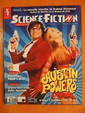 Science Fiction Magazine-N° 6-Augustin Powers- Le Space Opera british:P.Hamilton