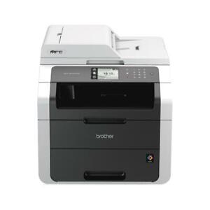 Brother MFC-9140CDN LED Farb-Multifunktionsdrucker A4 Duplex LAN Fax (mk)